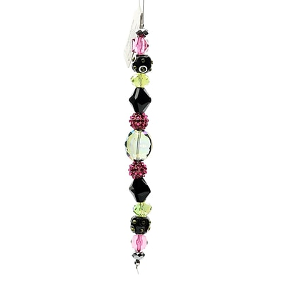 Jesse James Beads Inspirations Bead Strands Cloisonne #2 [Pack Of 3] (3PK-6010)