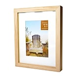 Nielsen Bainbridge Gallery Wood Frames For Canvas 8 In. X 10 In. Natural 5 In. X 7 In. Opening (UTGW