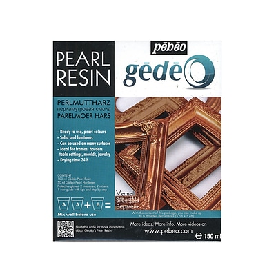 Pebeo Gedeo Pearl Resins Vermeil 150 Ml (766162CAN)
