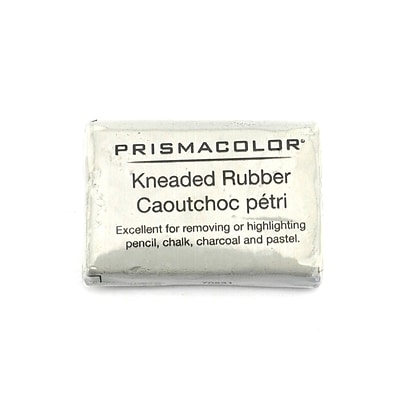 Prismacolor Kneaded Rubber Erasers Large Each [Pack Of 24] (24PK-70531)
