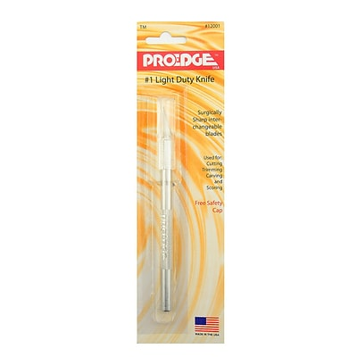 Proedge Pro #1 Precision Duty Knife No. 1 Knife Each [Pack Of 12] (12PK-12001)