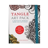 Quarry Tangle Art Pack Hardcover (9781631590962)