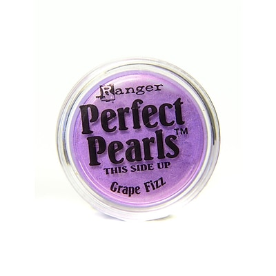 Ranger Perfect Pearls Powder Pigments Grape Fizz Jar [Pack Of 6] (6PK-PPP30737)