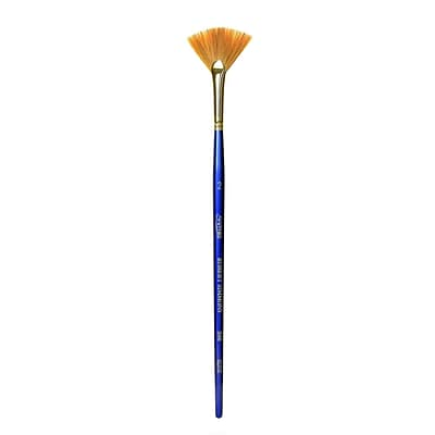 Robert Simmons Sapphire Series Synthetic Brushes Short Handle 2 Fan S48 (215048002)