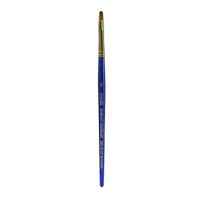 Robert Simmons Sapphire Series Synthetic Brushes Short Handle 6 Shader S60 (215060006)