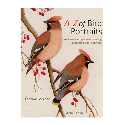 Search Press A-Z Of Bird Painting Each (9781782210023)