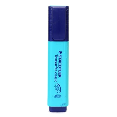 Staedtler Textsurfer Highlighters Turquoise [Pack Of 20] (20PK-364-35)