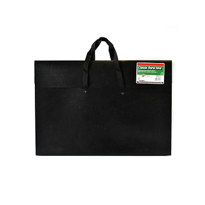 Star Dura-Tote Art Portfolios 14 In. X 20 In. Black (V416H-BLK)