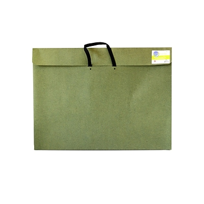 Star Earth Friendly Portfolios 23 In. X 31 In. X 2 In. Green (G323H)