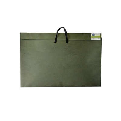 Star Earth Friendly Portfolios 24 In. X 36 In. X 2 In. Green (G346H)