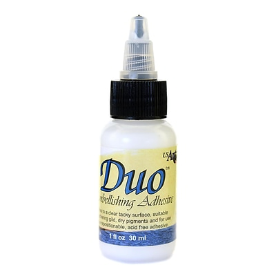 Us Art Quest Duo Embellishing Adhesive 1 Oz. [Pack Of 6] (6PK-PPA401)