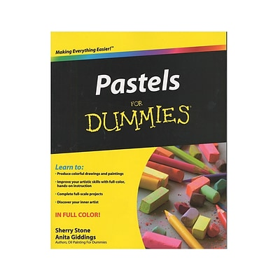 Wiley Publishing, Inc. For Dummies Series Pastels For Dummies (9780470508428)