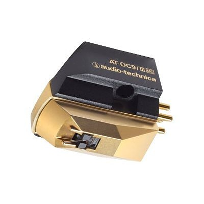 Audio-Technica® MicroCoil™ Phonograph Coil Cartridge (AT-OC9/III)
