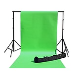 Zuma Background Stand 8x10 Ft Black Background Stand (Z-BG1990)