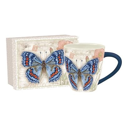 LANG Carte Postale Beautiful Butterfly Cafe Mug (2121039)