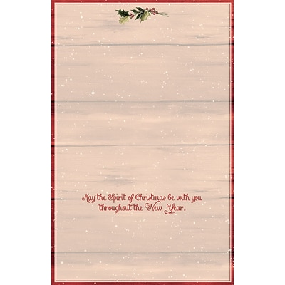 LANG Merry Christmas Boxed Christmas Cards (1004774)