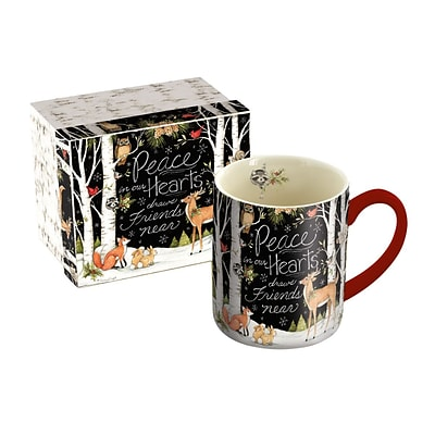 LANG Peace in Our Hearts 14 oz Mug (5021094)