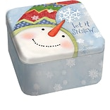 LANG Snowflakes 13.5 oz Tin Candle (3101006)