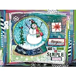 LANG Simple Magic Classic Christmas Cards (2004037)