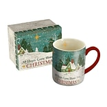 LANG Christmas Heart 14 oz Mug (5021092)