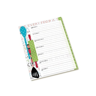 LANG Kitchen Rules Jumbo Weekly Planner (1083064)