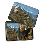 LANG Beyond the Woods Tin Playing Cards (2179001)