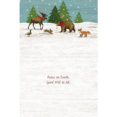 Lang Peace On Earth Classic Christmas Cards 2004034 Quill Com