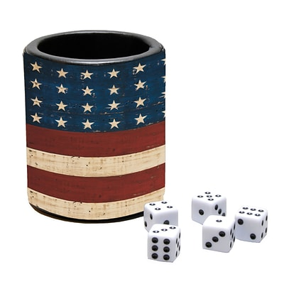 LANG Grand Old Flag Dice Cup (2182001)