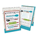 LANG Kitchen Rules Vertical Recipe Card Album (2016004)