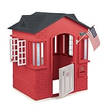 Little Tikes Cape Cottage Playhouse; Red