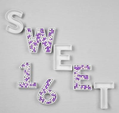 Ivy Lane Design Sweet 16 Candy Dish (set Of 7)