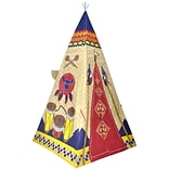 Checkey Limited Giant Indian Play Teepee