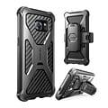 i-Blason Prime Series Kickstand Case with Belt Clip Holster for Samsung Galaxy S7 - Black