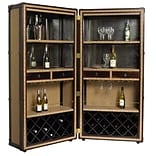 French Heritage Talon Bar Cabinet