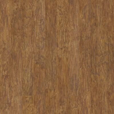 Shaw Floors Heron Bay 5'' X 48'' X 8.73mm Hickory Laminate In Badin Lake Hickory