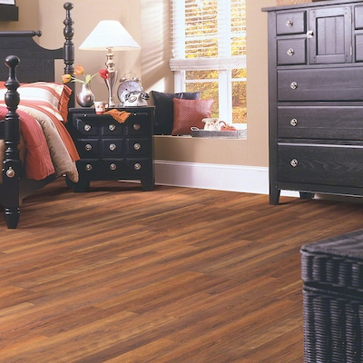 Shaw Floors Natural Values 6.5mm Cherry Laminate In Kings Canyon Cherry