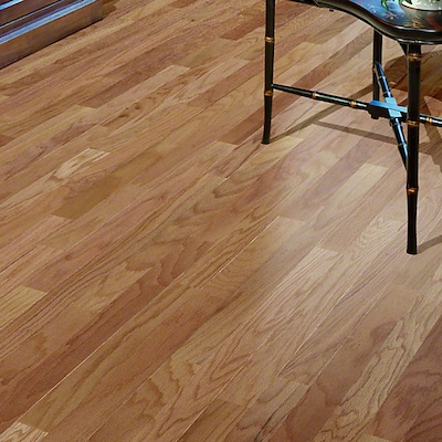 Anderson Floors Rushmore 3'' Engineered Oak Hardwood Flooring In Natural