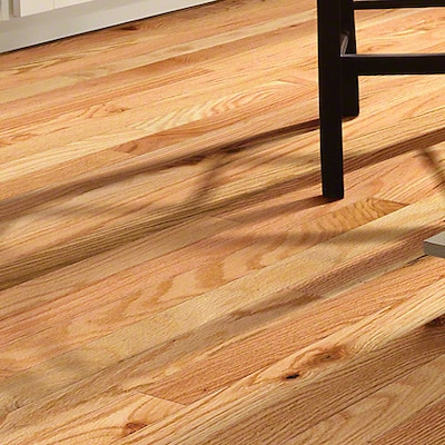 Anderson Floors Bryson Ii 4s Plank 3 1/4'' Solid Oak Hardwood Flooring In Natural