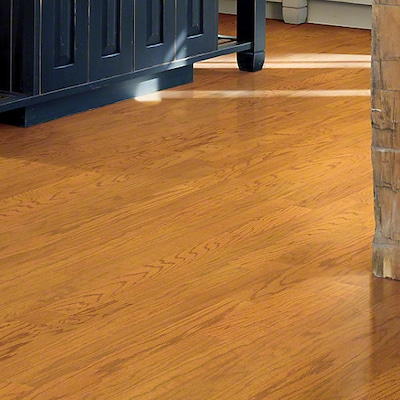 Anderson Floors Rushmore 3'' Engineered Oak Hardwood Flooring In Homespun