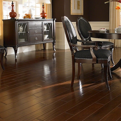 Anderson Floors Southern Vista 5'' Engineered Kupay Hardwood Flooring In Autumn Swells