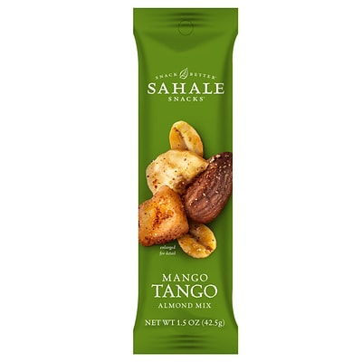 Sahale® Mango Tango Almond Mix, 1.5 oz./18ct
