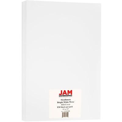 jam paper strathmore tabloid cardstock 11 x 17 88lb strathmore