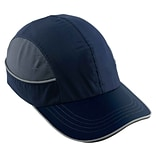 Skullerz 8950XL, Long Brim, Navy (23349)