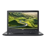 Acer® Aspire E E5-553-T2XN 15.6 Notebook, LCD, AMD A10-9600P, 1TB, 8GB, Windows 10 Home, Black