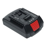 Battery Technology Lithium-Ion Power Tool Battery, 3000 mAh, Black (BOS-BAT619-3.0AH)