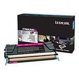 Lexmark™ Standard Yield Toner Cartridge, Magenta, 7000 Page (C746A2MG)