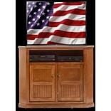 AmericanHeartland 50 TV Stand; Concord Cherry