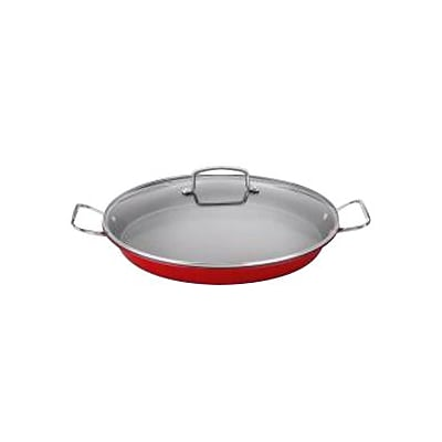 Cuisinart® 15 Paella Pan with Glass Lid (ASP-38CR)