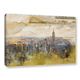 ArtWall NYC Echelle by Andrew Sullivan Graphic Art on Wrapped Canvas; 32 H x 48 W x 2 D