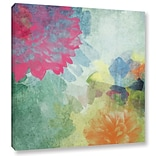 ArtWall Sunny and Humid by Irena Orlov Painting Print on Wrapped Canvas; 18 H x 18 W x 2 D